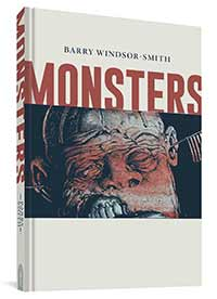 BARRY WINDSOR-SMITH MONSTERS HC