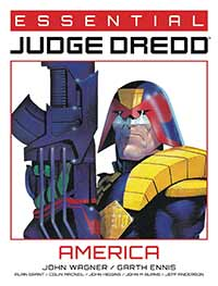 ESSENTIAL JUDGE DREDD AMERICA TP