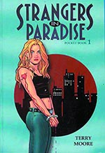 STRANGERS IN PARADISE PKT TP VOL 01
