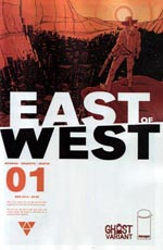 East of West #1 Ghost Variant