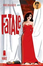 FATALE #15 BY DARWYN COOKE Ghost Variant