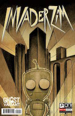 INVADER ZIM #1 GHOST VARIANT